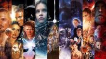 """""""Star wars"""" vu par des auteurs bd."""
